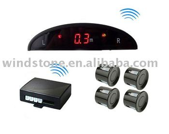 Mini LED Display 433 MHz Wireless Car Parking System