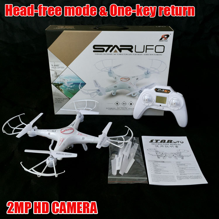 Free Shipping Headfree RBS 8899C-1 Upgrade Version Syma X5C-1 Rc Quadcopter