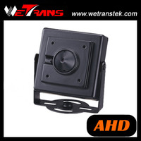 Big Promotion 720P TR-AHD831 3.7mm megapixel pinhole lens Cheap Price AHD Mini Small Hidden Camera For Cars