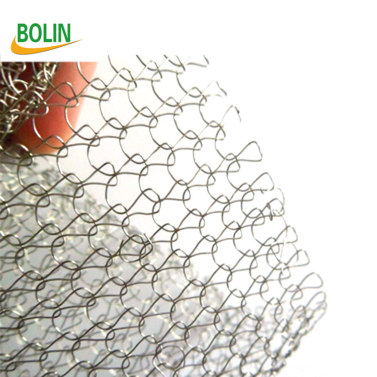 Monel Knitted Wire Mesh, Monel Knitted Wire Mesh Suppliers and ...