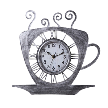 Coffee Kitchen Wall Clock Beautiful Style For Home Decoration - Buy Old  Style Wall Clock,Electric Kitchen Wall Clocks,Kitchen Fruit Wall Clock  Product ...