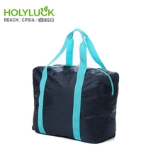 HOLYLUCK Modern Foldable Travel Duffel Bag On Wheel