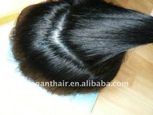 PU poly skin injection hair toupee