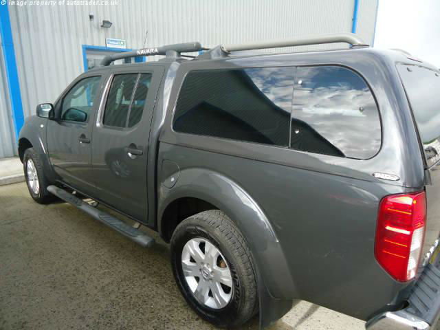 Nissan Navara Double Cab Pick Up Aventura 2.5dCi 169 4WD 2007