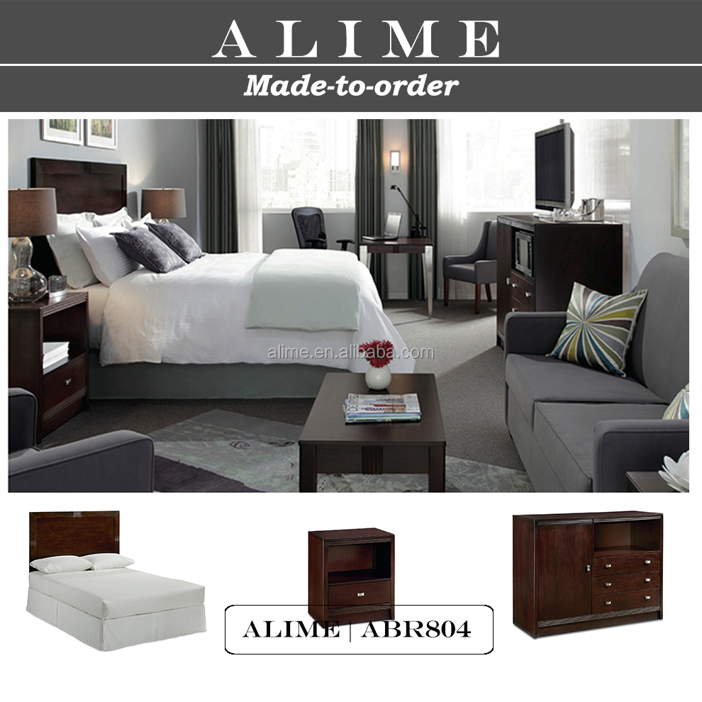 ALIME ABR804 5 star custom modern hotel furniture supplier