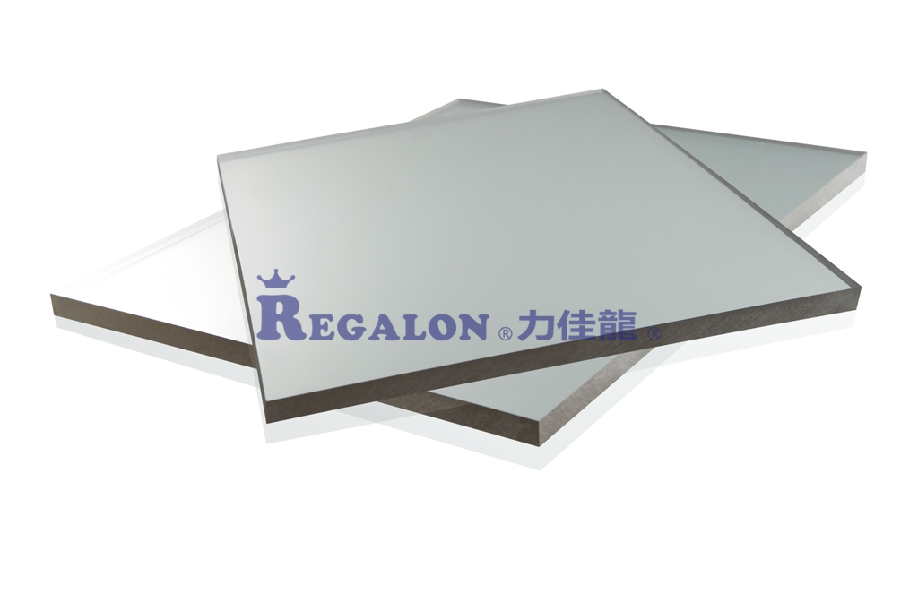 clear roof & window glazing transparent polycarbonate sheet