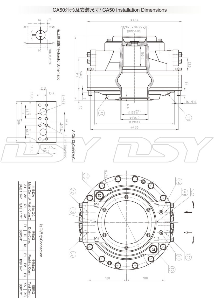 HTB120ocRXXXXXckXpXXq6xXFXXXw hugglands ca50 ca70 ca100 ca140 ca210 hagglunds hydraulic motor  at bakdesigns.co