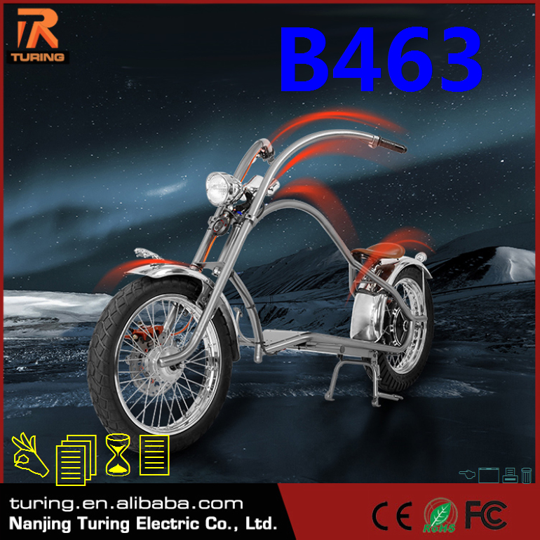 Hot China Item Electric Chinese Dual Motor Electric Scooter