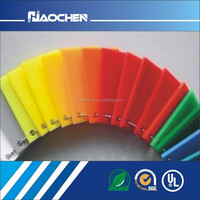 Hot sell inkjet printing instant golden pvc sheet card materials