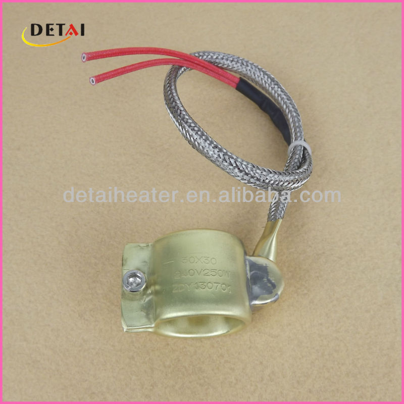 High Efficiency Pin Plug Connector Band Heater
