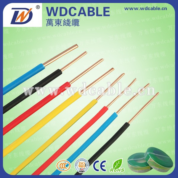Cable Factory BV 4.0mm2 Electrical Power Cable