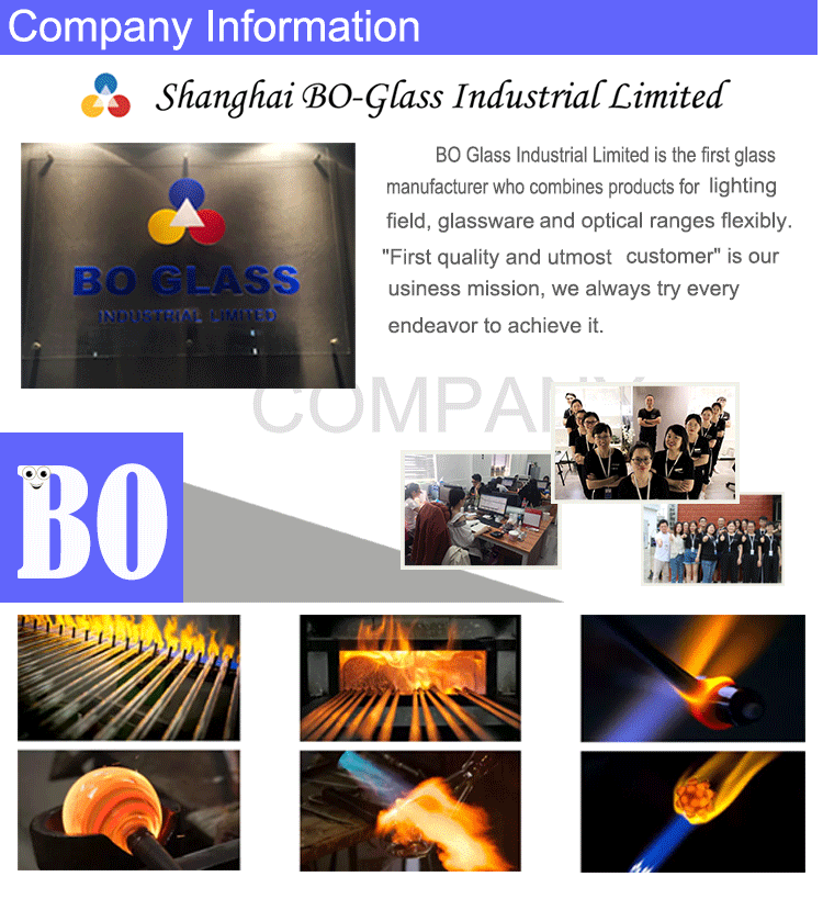 Wholesale High Pressure LED Lighting Accessories Industrial Engineering Borosilicate Glass Tube