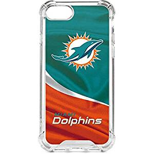 NFL Miami Dolphins iPhone 7 LeNu Case - Miami Flag Design Lenu Case For Your iPhone 7