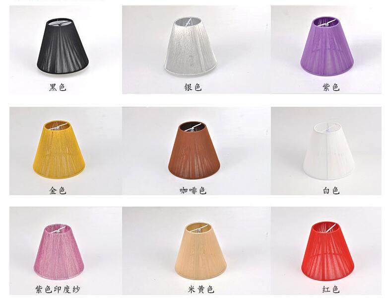 online kaufen gro handel stoff lampenschirme aus china. Black Bedroom Furniture Sets. Home Design Ideas