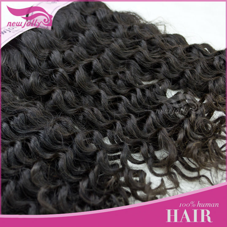 Top Quality Human Curly Hair Extensions Remy