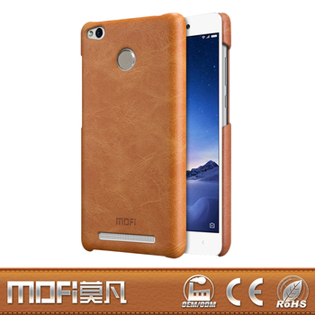 los angeles 61888 6bd2d Mofi Back Cover For Xiaomi Redmi 3s Prime,Mobile Phone Coque Leather Back  Cover For Redmi 3s Cover Case - Buy Case Cover For Redmi 3 Pro,Cover For ...
