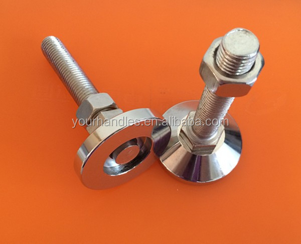 Swivel Leveling Feet With Metric Or Inch,Leveling Mounts With 1/2 ...