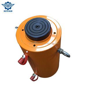 China made high quality double acting hydraulic cylinder jack