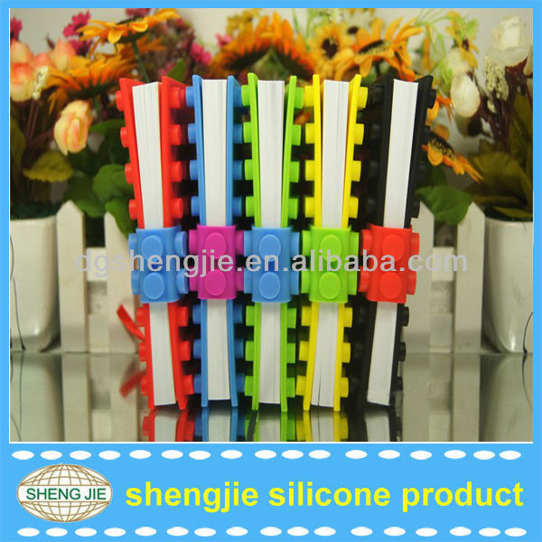 2013 dongguan new arrival silicone note book cover / Silicone Book Cover