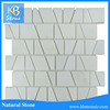 Pure white marble, China white marble, Pure white marble tiles