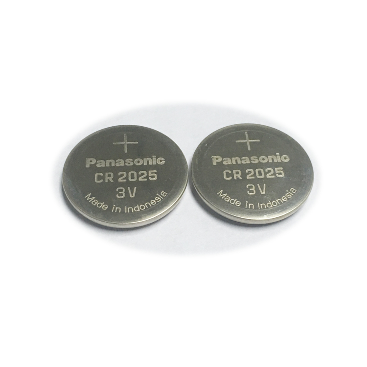 Wholesale Lithium button cell 3V CR2025 main board battery electronic weighting scale battery