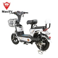 Best price 2 wheel electric scooter e bicycle from wuxi MACEV manufacturer