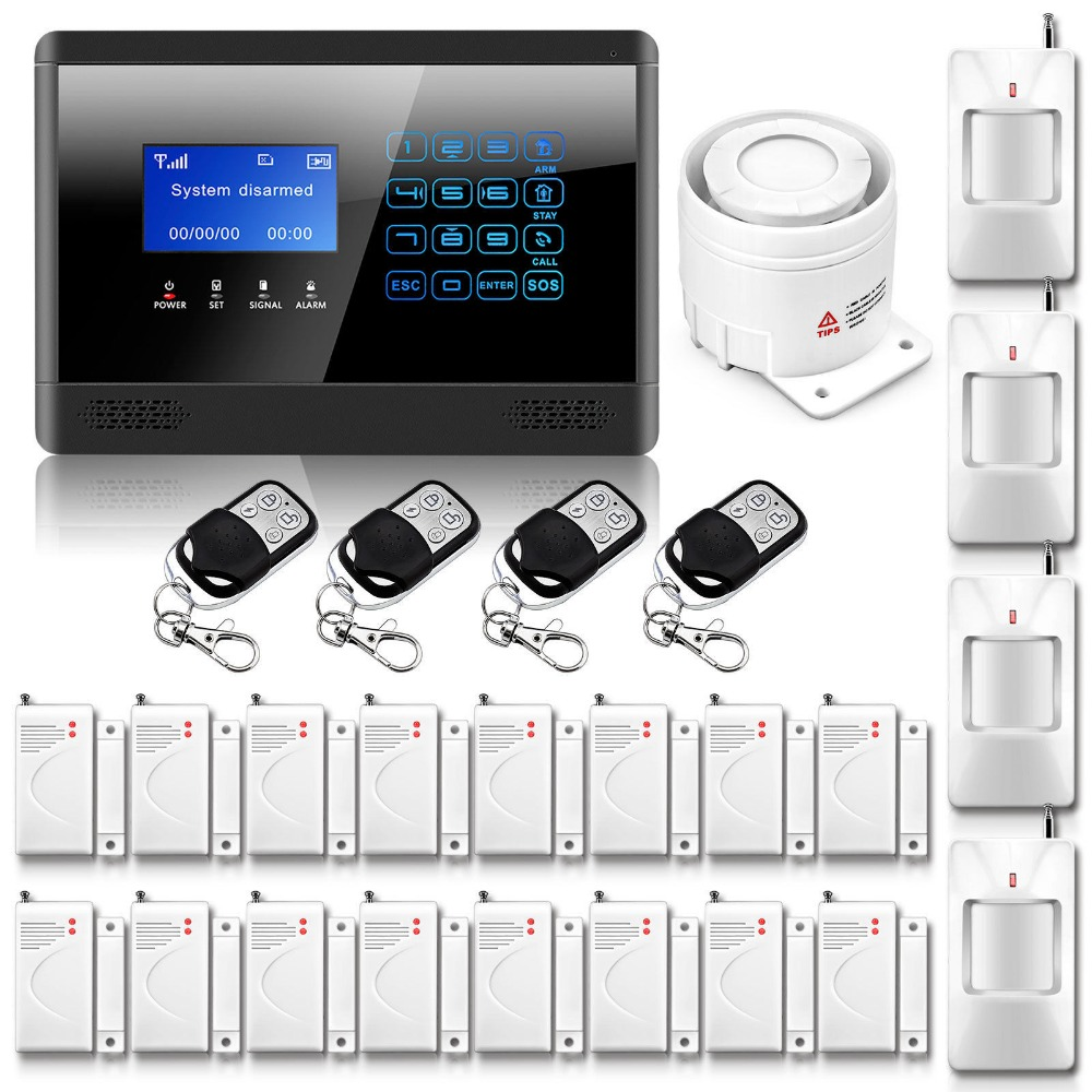 Apartment Security Systems: Online Get Cheap Apartment Alarm Systems -Aliexpress.com