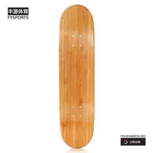 blank bamboo maple skateboard deck electric skateboard