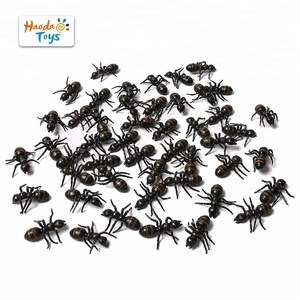 Realistic Insects Joke Scary Tricky Toys Plastic Ant Toy