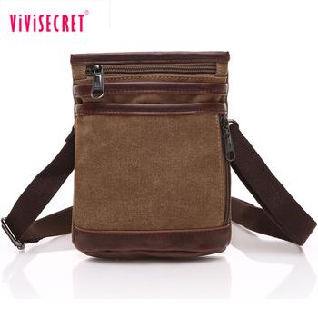 c75e480f62af Guangzhou New Arrival Top Design Durable Men Small Cell Sling Vertical  Messenger Bag