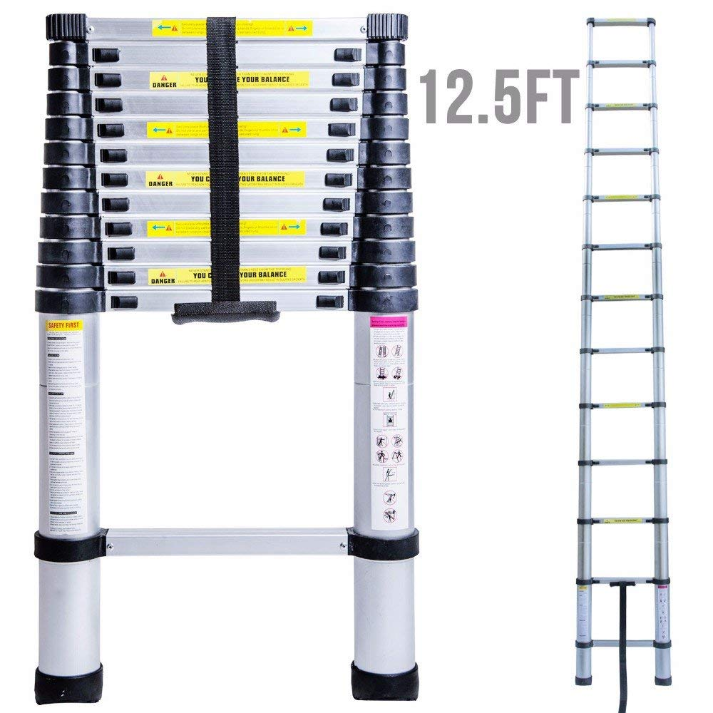 Oxgord 12.5 ft telescopic ladder best 2t oil for yamaha rx 100