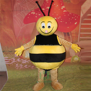 Professional Bee Mascot Costume Adult For Kids