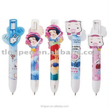 Promotion to customize a beautiful fairy tale princess cartoon pen