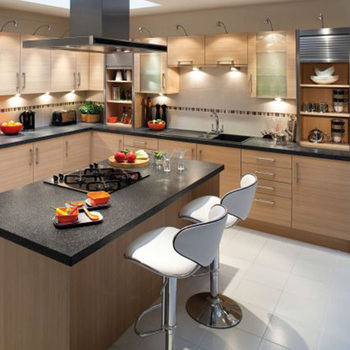 Por Style Unique Kitchen Cabinet