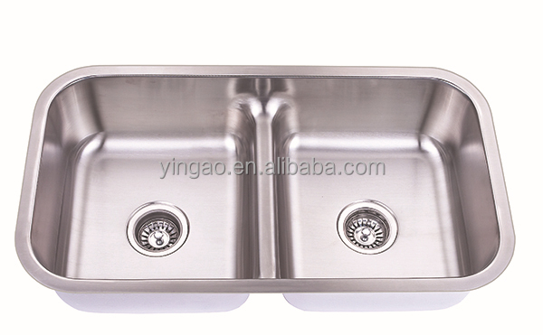 New design double sinks