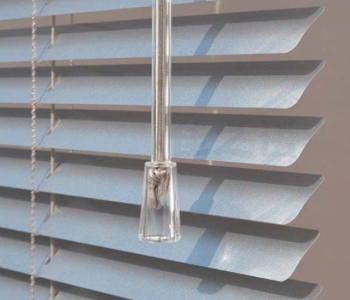 Aluminium Slats for 25mm Horizontal Pattern Venetian Blinds
