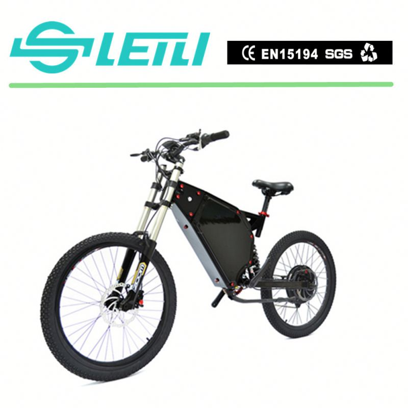 Motorlife/Seb-2 Full Suspension 20*4 Fat Tyre Snow Ebike