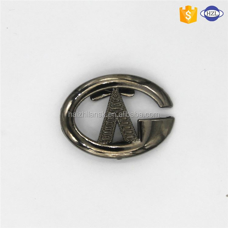 Factory sale superior quality small pin shoe buckles directly sale