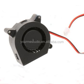 3d Printer Accessories Small Blower Turbo Fan - Buy Small Blower Fan,Blower  Turbo Fan,Printer Turbo Fan Product on Alibaba com