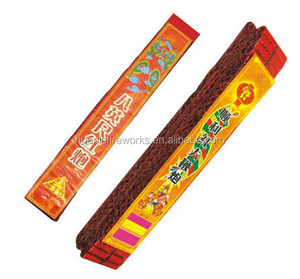 Malaysia Firecracker Fireworks/Shunlee hung Red cracker