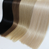 TOP quality double drawn virgin hair 100% similar europe cuticle hair brazilian remy indian wefts