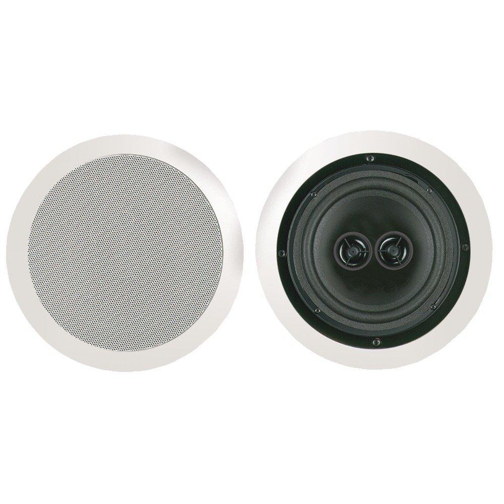 BICMSR8D - BIC AMERICA MSR8D 8quot; Dual Voice Coil Stereo Ceiling Speaker