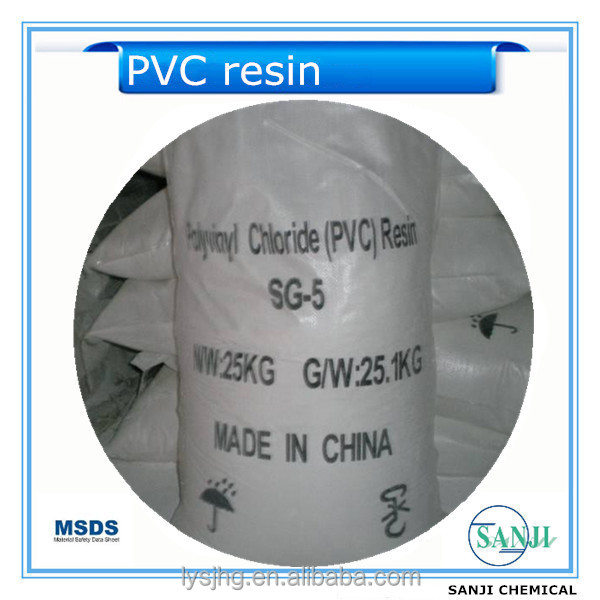 PVC Resin Suspension for pipe 17tons container