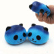 New arrival blue bear squishy animal squeeze ball toy