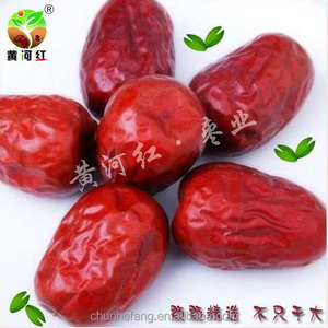 Chinese good quality sweet dried red dates