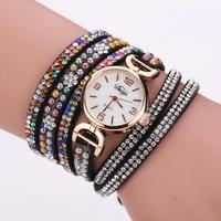 Women Brand Rhinestone Luxury Cheap Wrist Quartz Fancy Ladies Watches