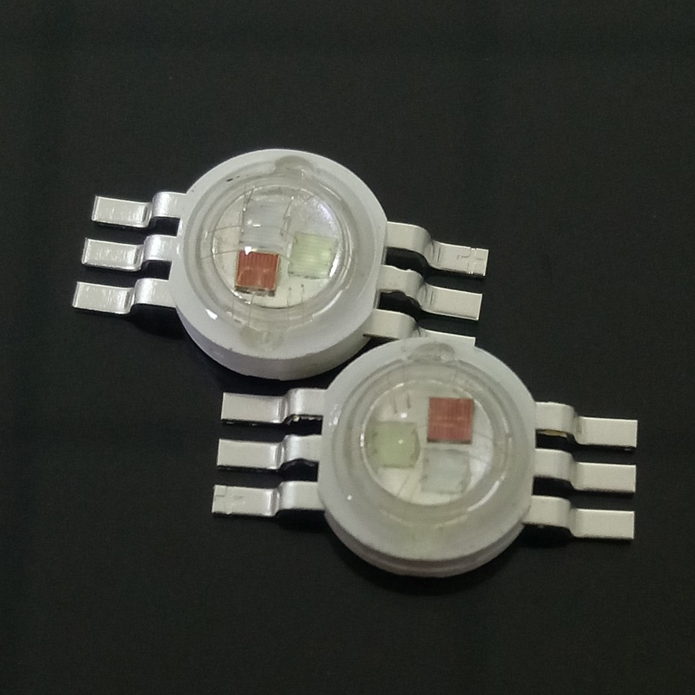 Wholesale 3W 1W rgb led diode 6pin 350 700ma High Power LED Chip
