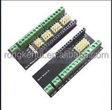 Hot sale!!XD - 216 Screwshield Screw Shield V1 Expansion Board photoelectronic sensor