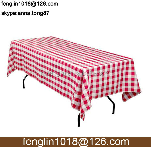 printed disposable tablecloth