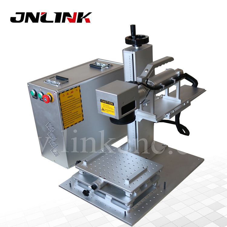 lowest price fiber laser marking machines 20w laser marking machine for metal and plastic